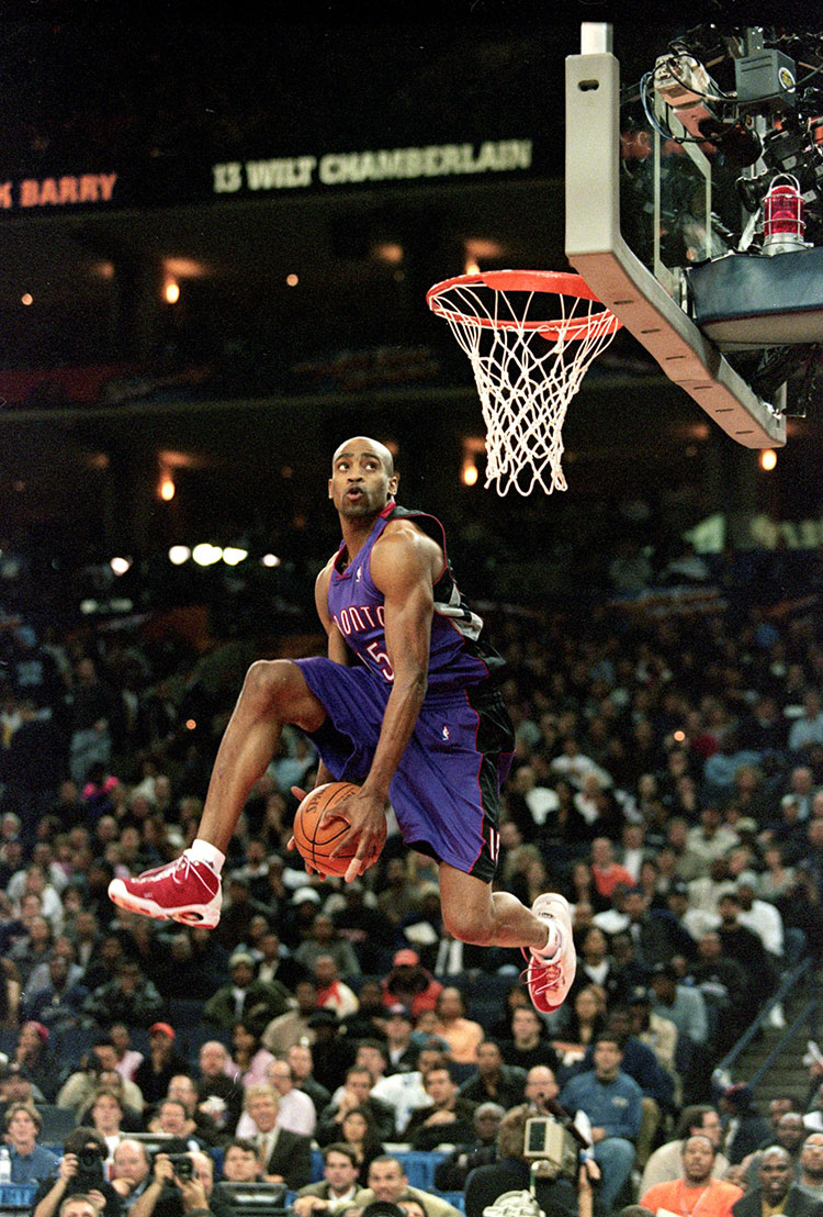 Get to Know Vince Carter