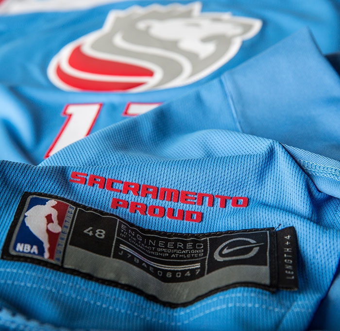 Sacramento Kings City Edition Uniform Salutes Franchise History ... 66cf3a987