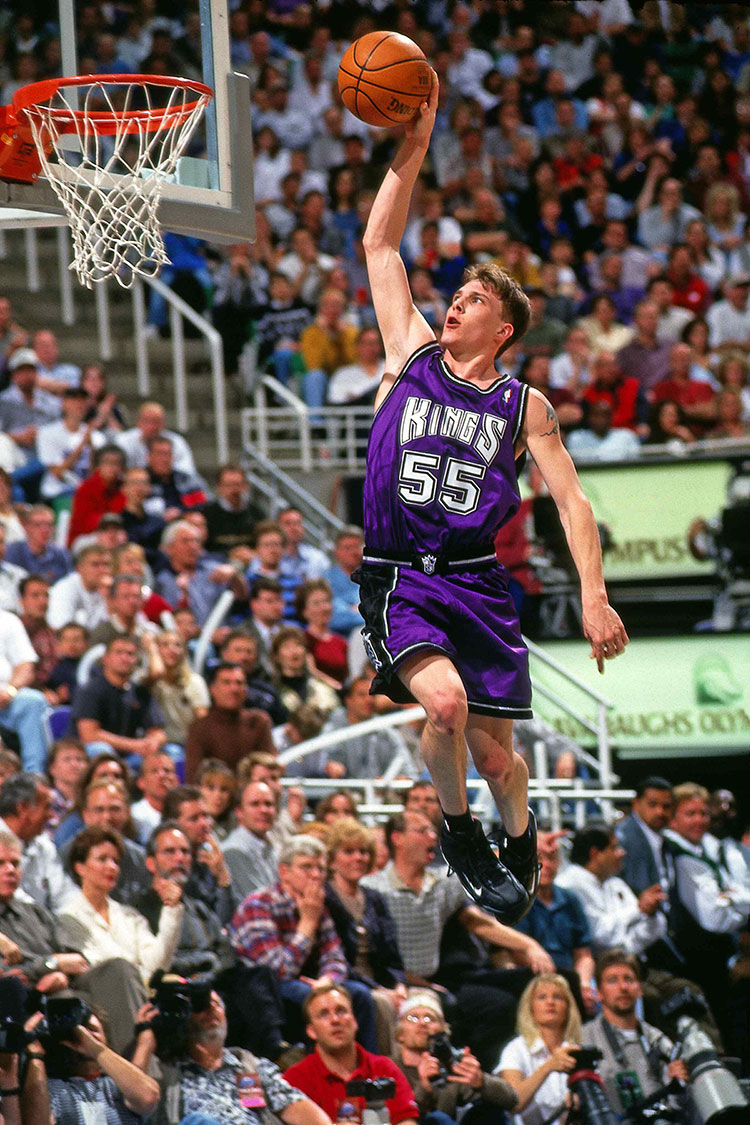 Jason Williams Rookie Gallery